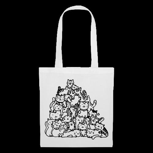 Meow! - Bolsa de tela
