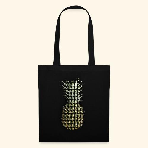 leckere Ananas - Stoffbeutel