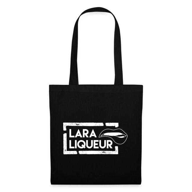Lara Liqueur Logo invers