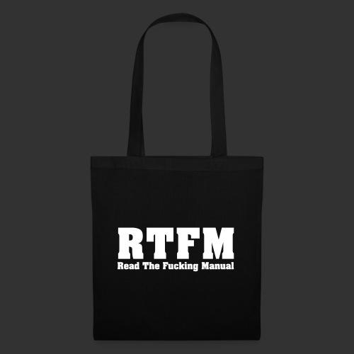 RTFM - Tygväska