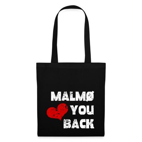 Malmö <3 du tillbaka! - Tygväska