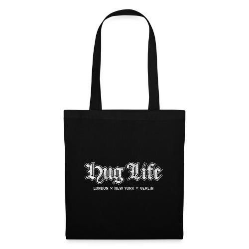 Hug Life Cities – lustige Geschenkidee - Stoffbeutel