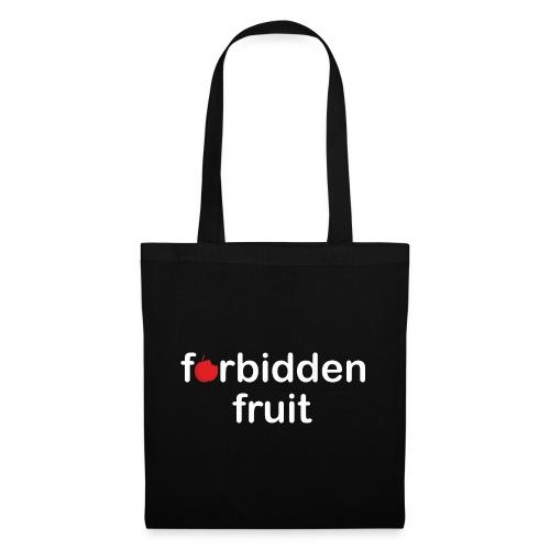 Forbidden fruit - Bolsa de tela