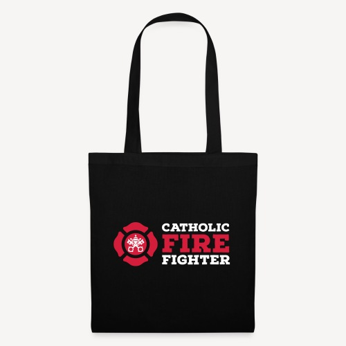 CATHOLIC FIRE FIGHTER - Tote Bag