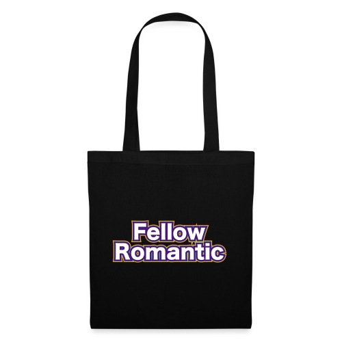Fellow Romantic - Tote Bag