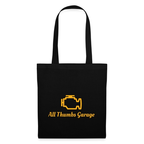 ATG logo + text - Tote Bag