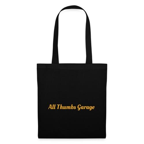 ATG text - Tote Bag
