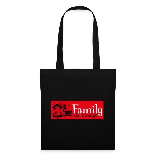 Family the Strange I - Stoffbeutel