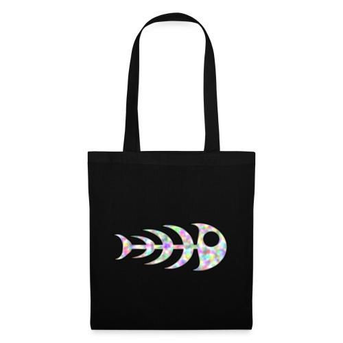 fish legs in rainbow colors - Tote Bag