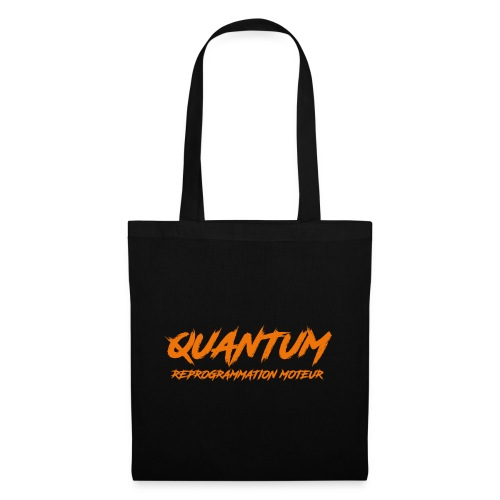 Quantum orange - Tote Bag
