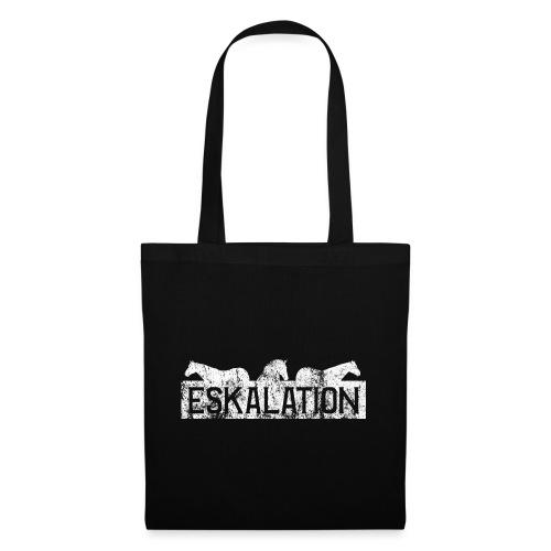 Eskalation - Stoffbeutel