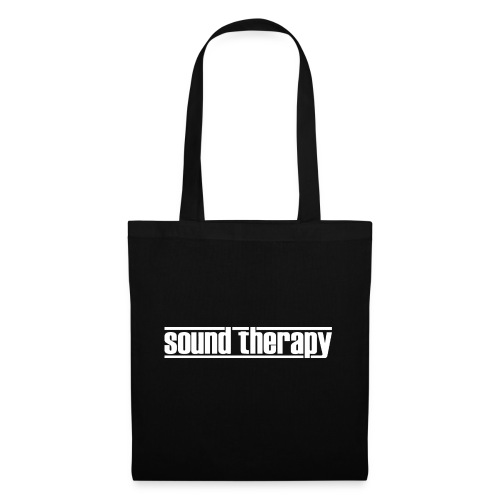 Sound Therapy (white) - Tygväska