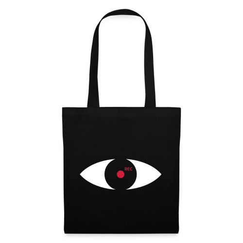 We see you! Black Edition - Stoffbeutel