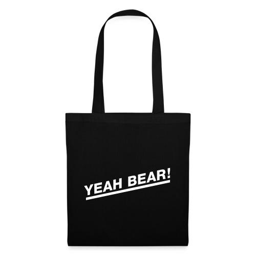 Yeah Bear! - Stoffbeutel
