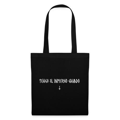 AjusxtTRANSPAinfiernoganadoBlackSeriesslHotDesign - Tote Bag