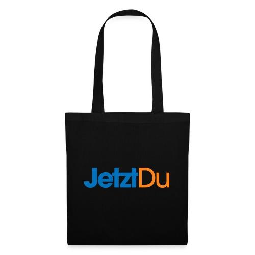 JetztDuLogo ArtWork2 - Stoffbeutel