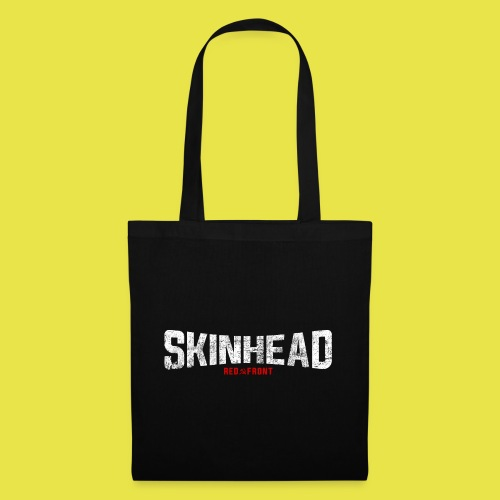 Skinhead – Red Front - Tote Bag