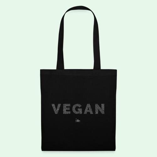 Vegan - White - Tygväska
