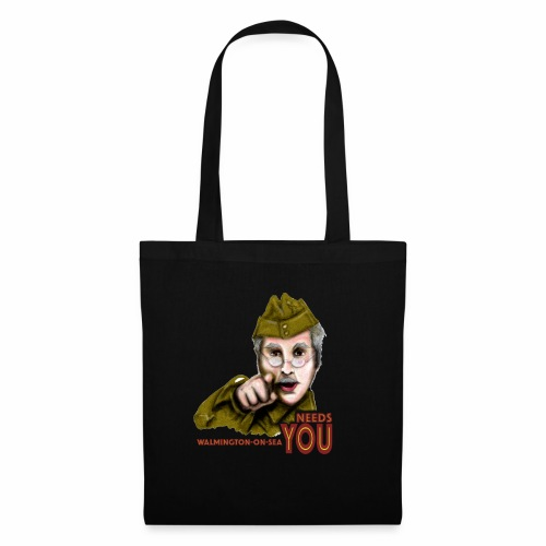 Walmington on Sea by Jon Ball - Tote Bag