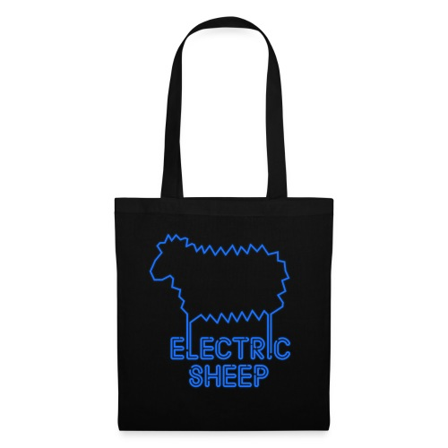 Electric Sheep Emblem - Tote Bag