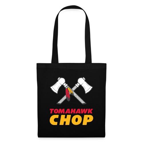 Tomahawk Chop - Stoffbeutel