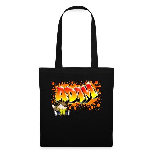 Graffiti Adam Splash - Tote Bag