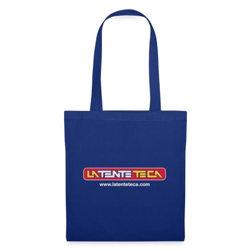 Logo de La TENTEteca - Bolsa de tela