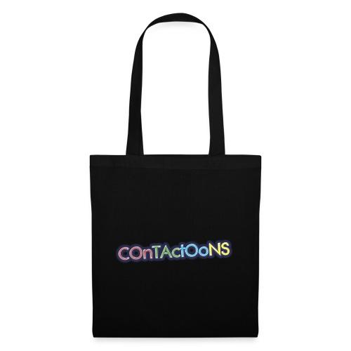 logocontactoons.png - Borsa di stoffa