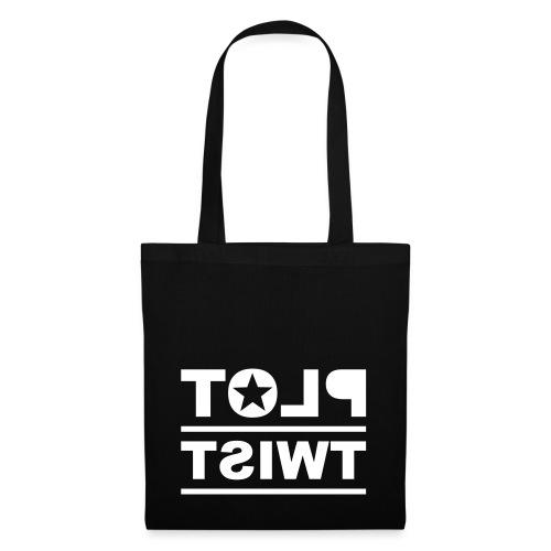 PLOT TWIST - Stoffbeutel