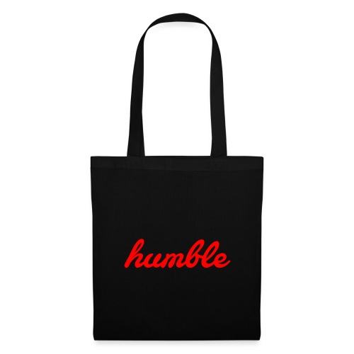 HUMBLE RED SIGNATURE - Tote Bag