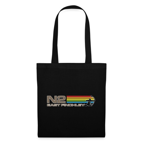 EF Spectrum 80s Software Style with 8 Bit Archer - Tote Bag