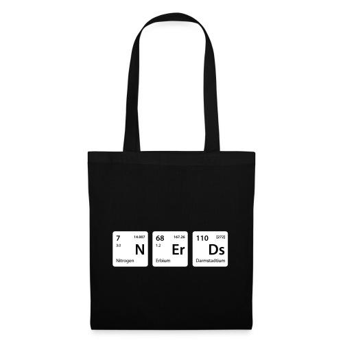 Element Nerds - Stoffbeutel