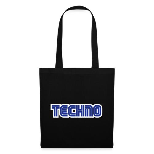 Techno 2 - Tote Bag