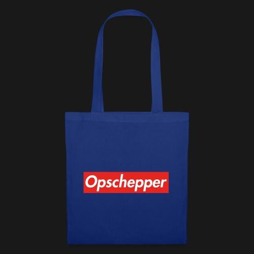 Opschepper Classic (Rood) - Tas van stof