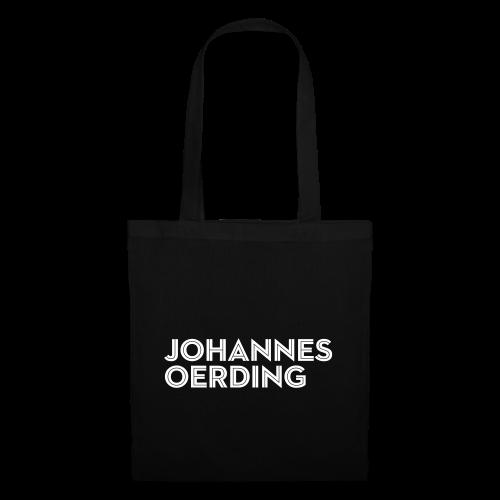 Johannes Oerding Schriftzug - Stoffbeutel