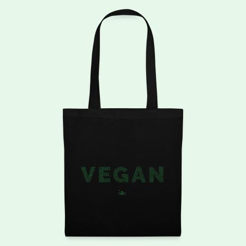 Vegan - Green - Tygväska