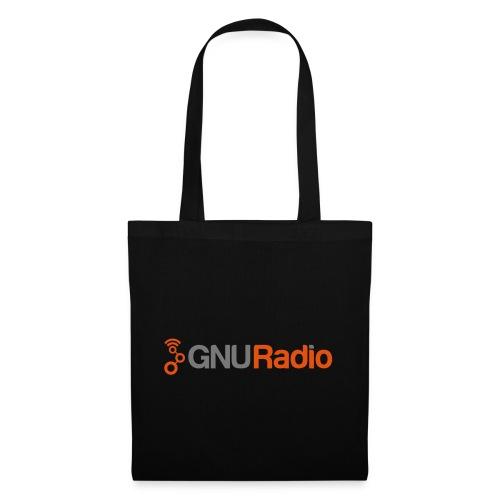GNU Radio Logo No Tagline - Stoffbeutel