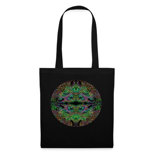 Mandala Psychedelic - Stoffbeutel