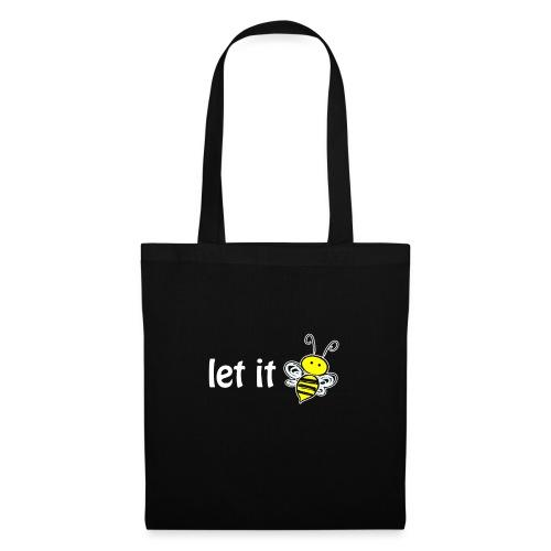 let it bee - Stoffbeutel