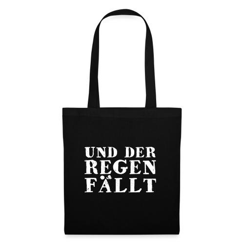 und der Regen fällt - Tote Bag