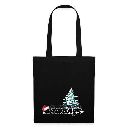 Merry Christmas Bawbags - Tote Bag