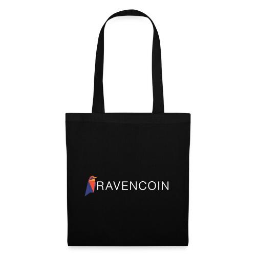Cryptcurrency - Ravencoin - Stoffbeutel