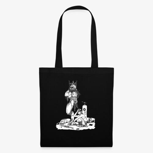 Armure assistée - Tote Bag