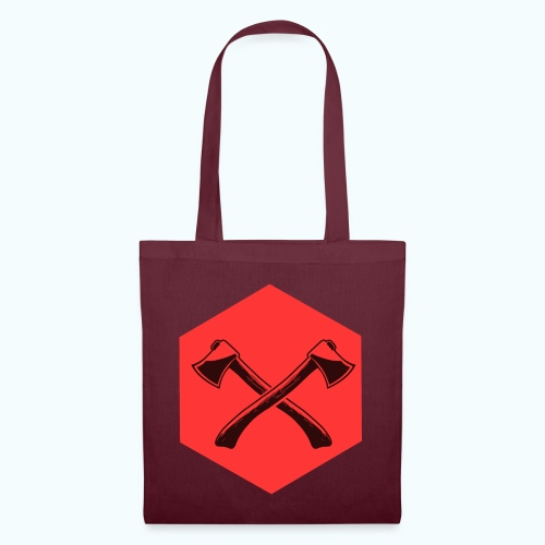 Hipster ax - Tote Bag