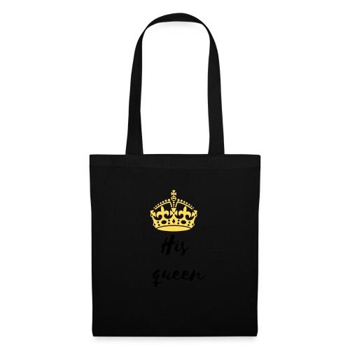 His queen - Sac en tissu