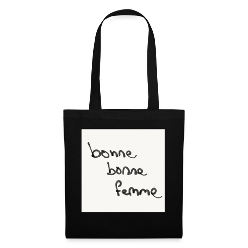 Bonnebonnefemme - Tote Bag