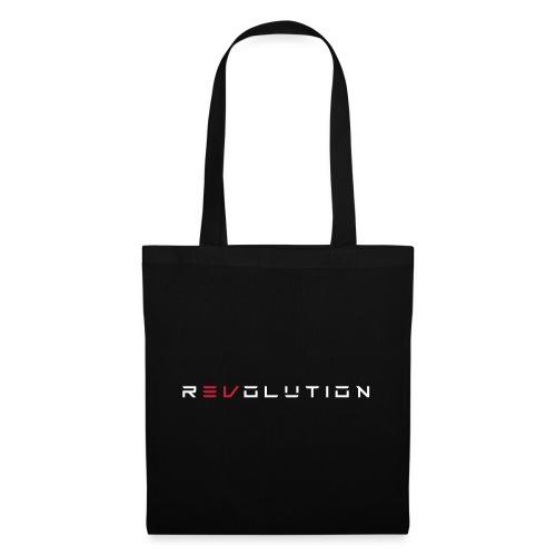 REVOLUTION BLACK - Stoffbeutel