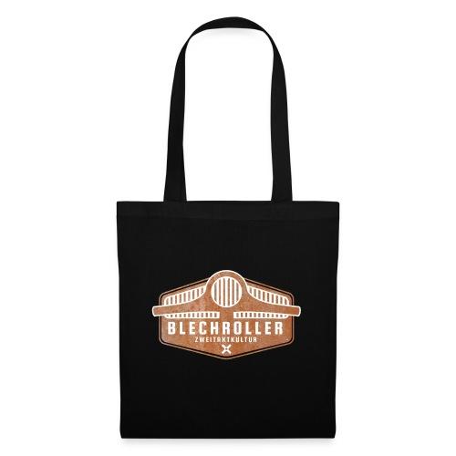 Blechroller Logo Grunge - Stoffbeutel