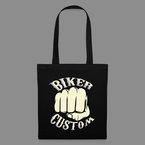 Biker Custom - Bolsa de tela
