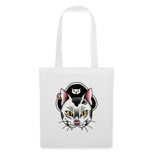 Piratecat - Borsa di stoffa